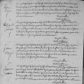 Décès du 27 septembre 1779