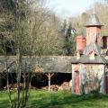 pigeonnier du château des Marais