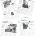 Articles parus dans la Presse